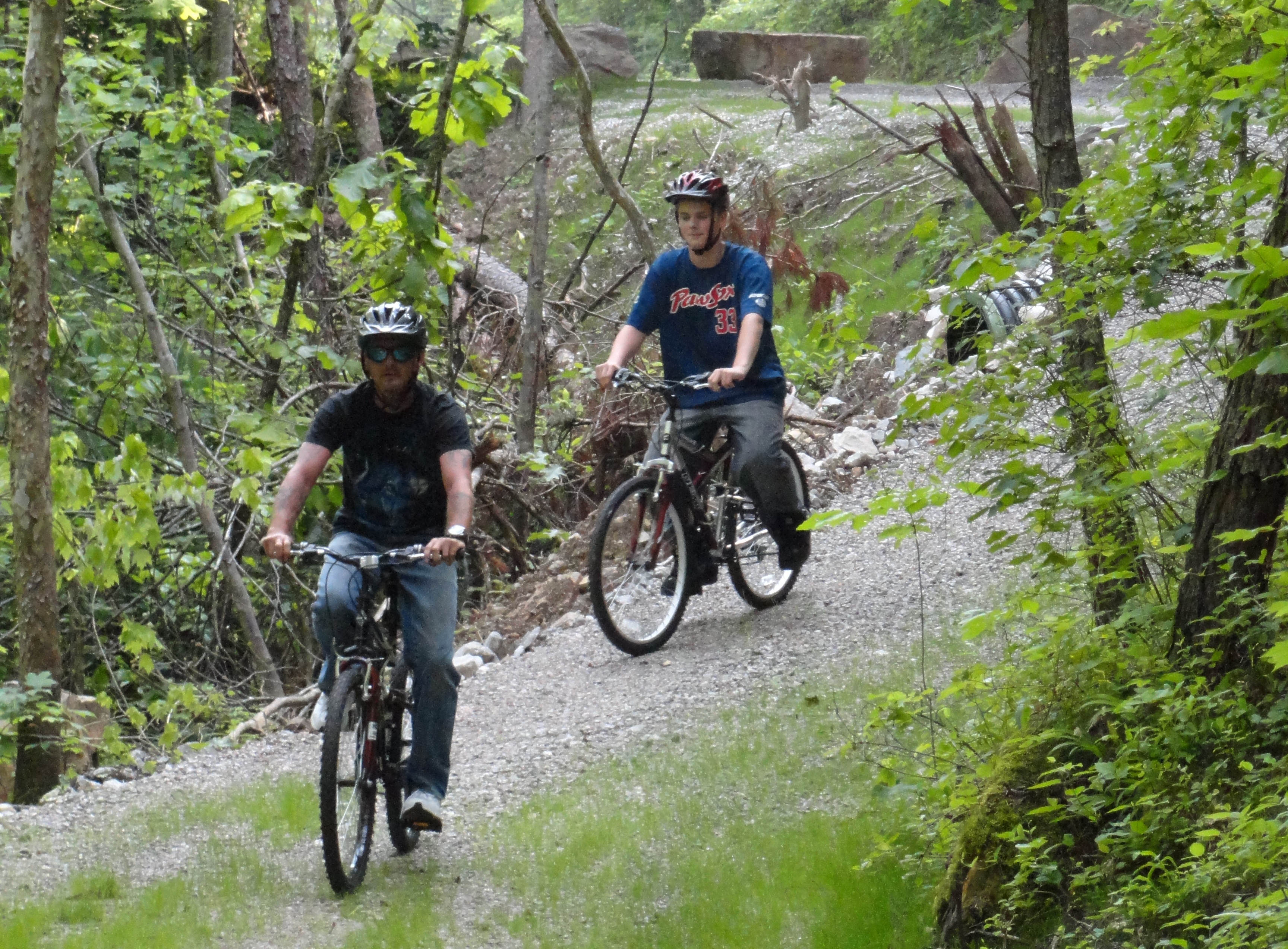 Biking Photo Cropped