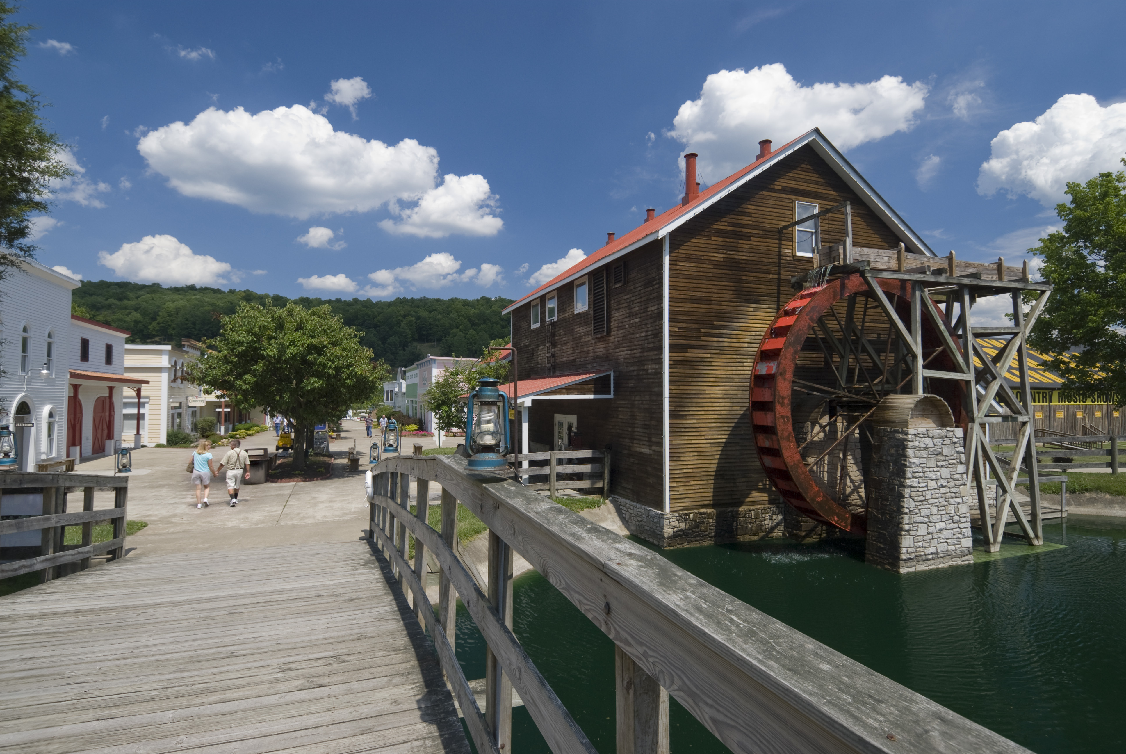 Grist Mill Village