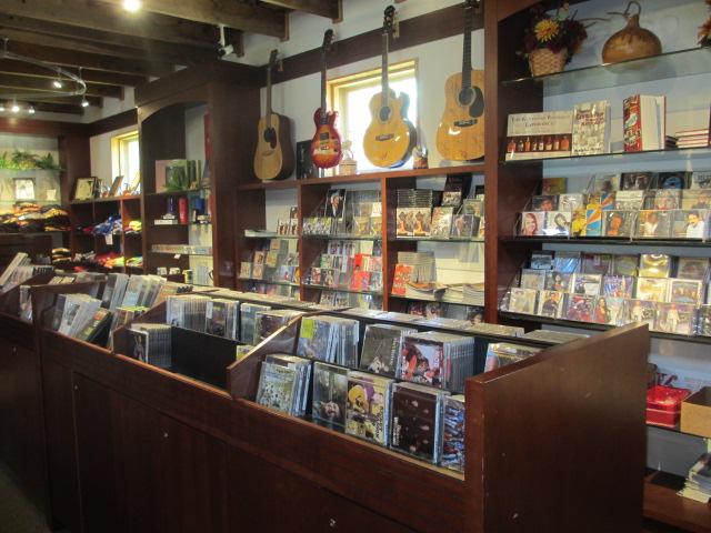 Hall of Fame Gift Shop