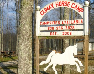 climax horse camp